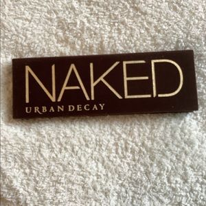 NEW Urban Decay Original Naked Palette
